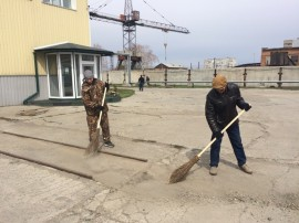 Субботник 2018