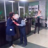 70-летие Илющенко З.И