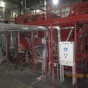 Разработан и изготовлен опытный образец нового парового котла типа Е-1,0-1,7КВ (КР-КПМ-1-17ТВ)